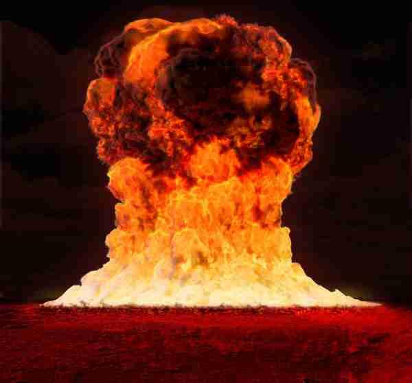 esplosione formicaio