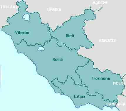 Disinfestazione tarli nel Lazio: lista delle province